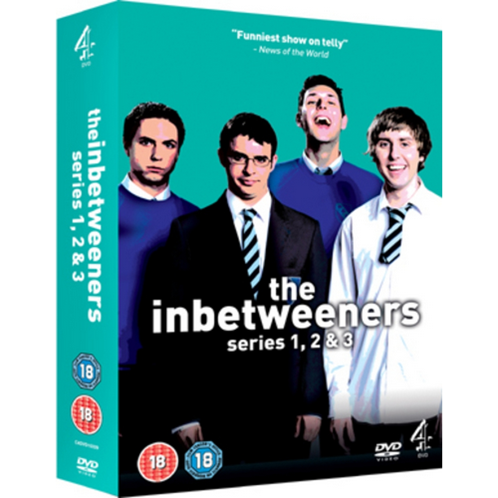 Preview of the first image of The Inbetweeners: Series 1-3.