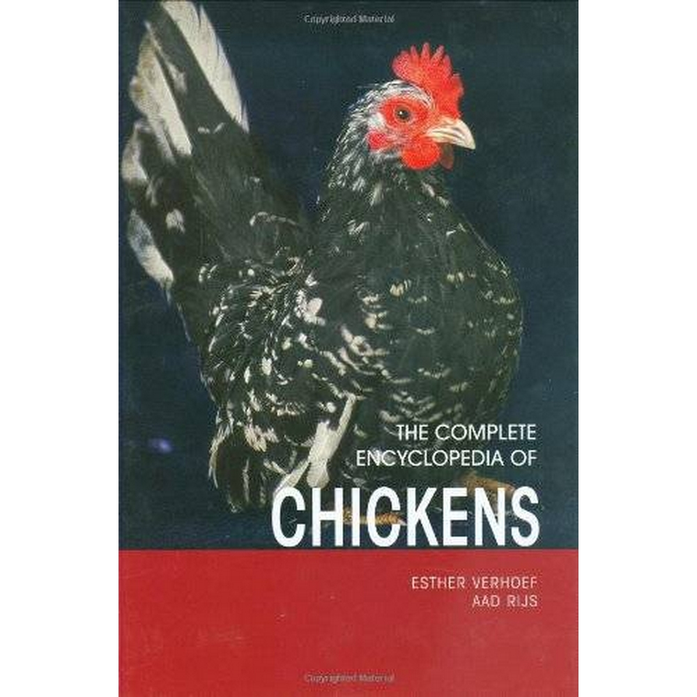 Preview of the first image of The complete encyclopedia of chickens.