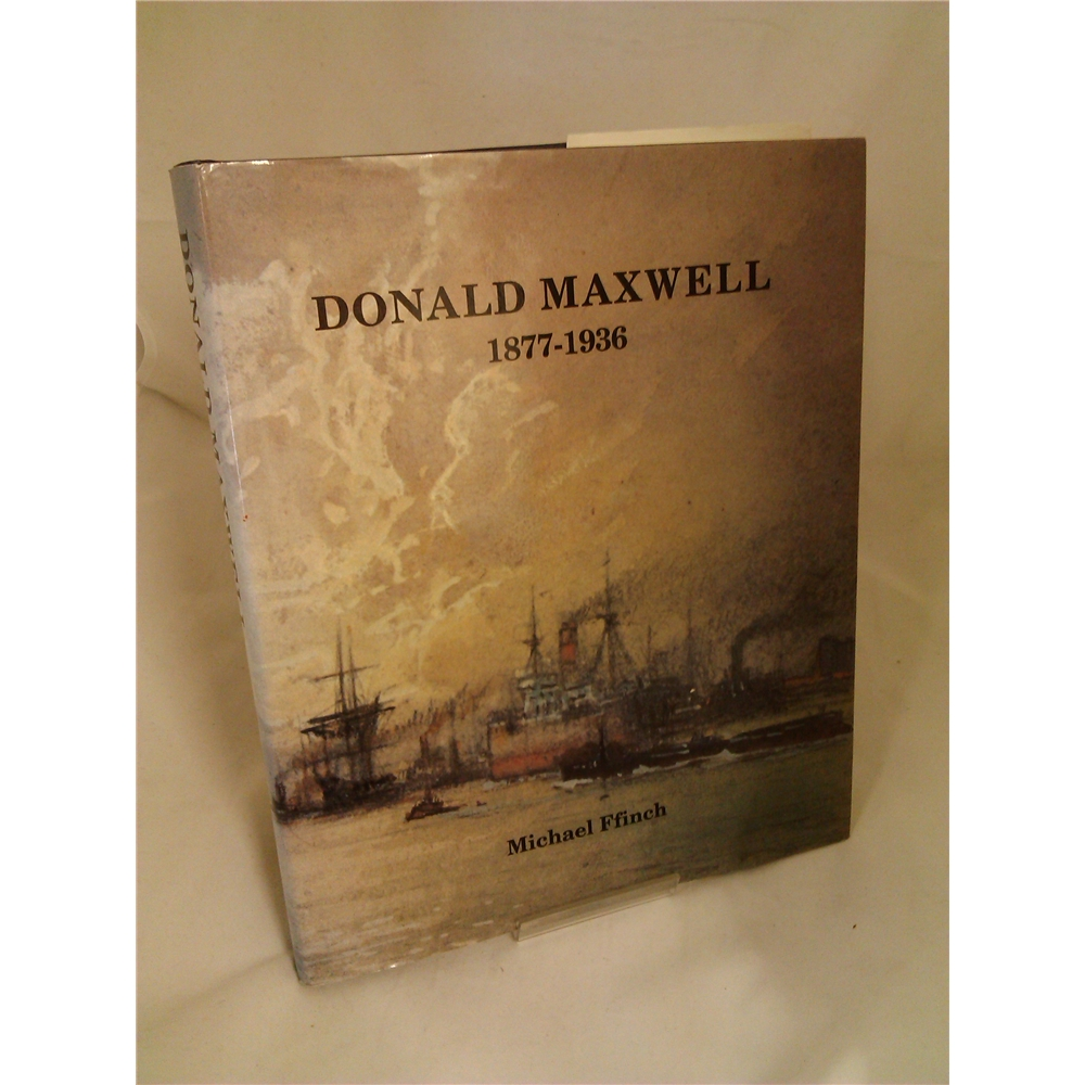Preview of the first image of Donald Maxwell 1877-1936.