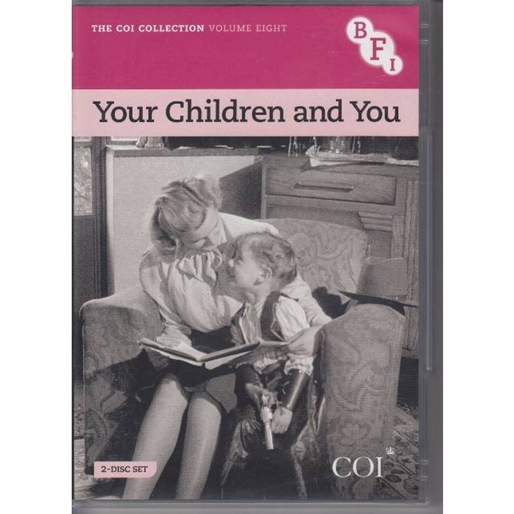 Preview of the first image of COI Collection: Volume 8 - Your Children and You.