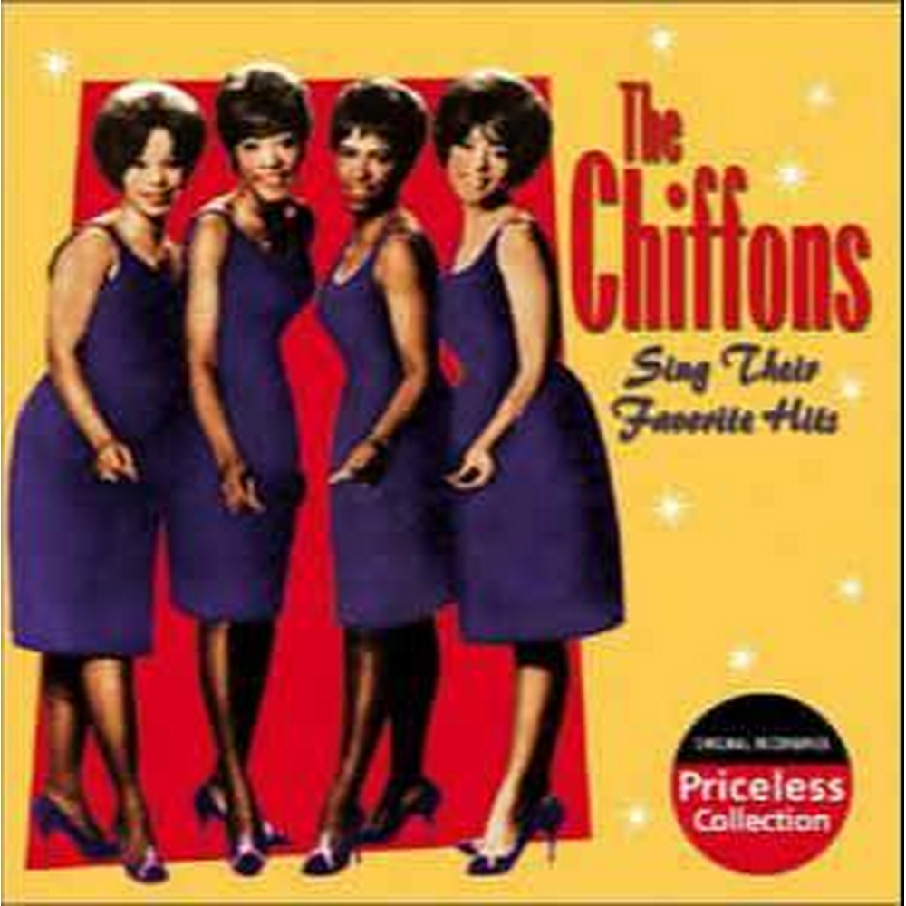 Preview of the first image of The Chiffons ?- One Fine Day And Other Favorites.