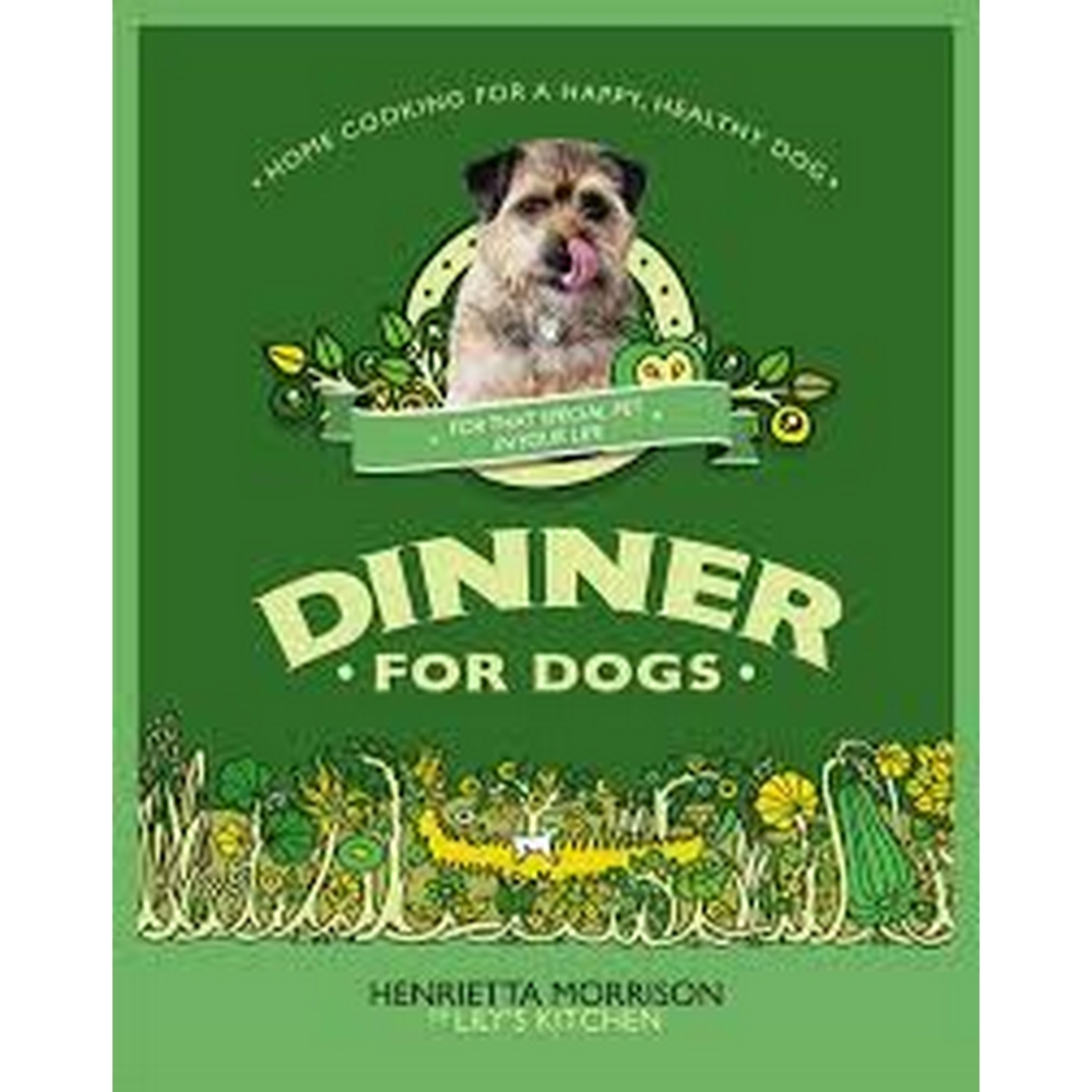 Preview of the first image of Dinner for Dogs.