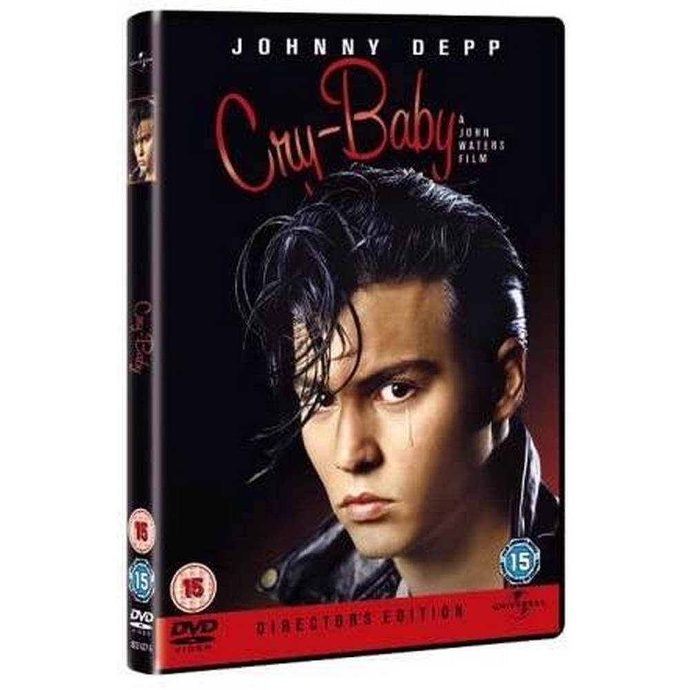 Preview of the first image of Cry Baby (Director's Edition).