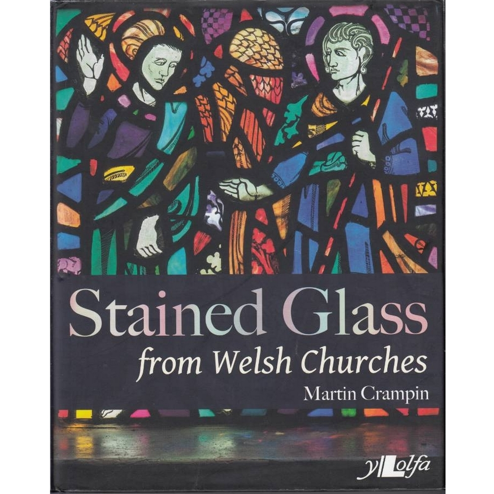 Preview of the first image of Stained glass from Welsh churches.