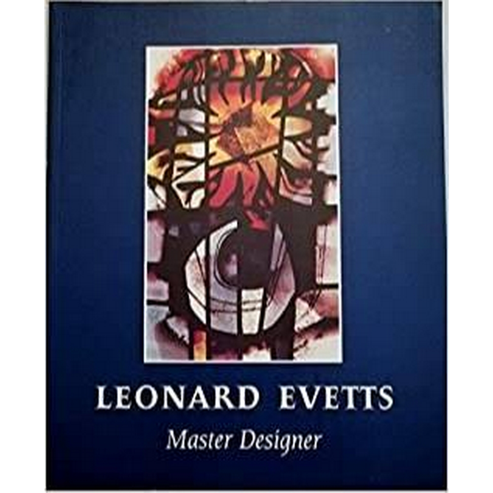 Preview of the first image of Leonard Evetts: Master Designer.