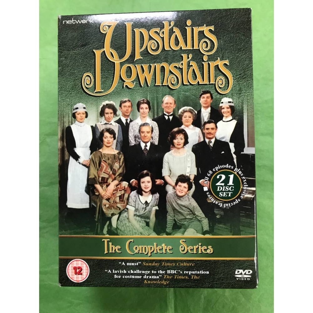 Preview of the first image of Upstairs Downstairs.