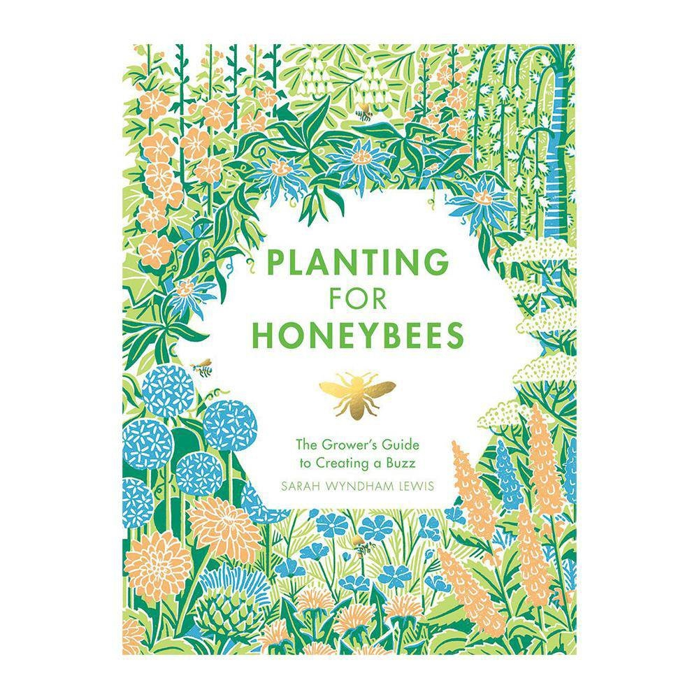 Preview of the first image of Planting for Honeybees - Brand New Book.