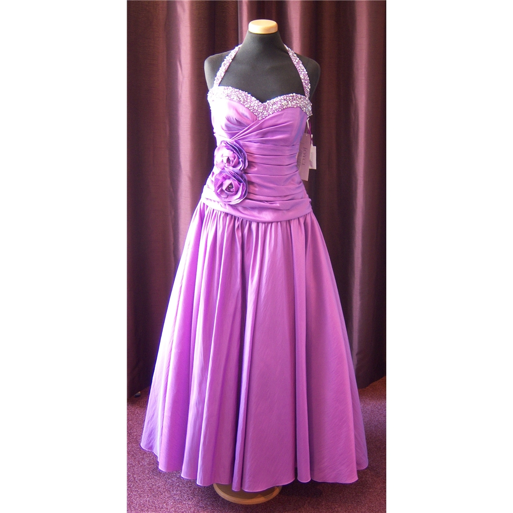Ronald Joyce Halter neck Bridesmaid dress,size14 | Oxfam GB ...
