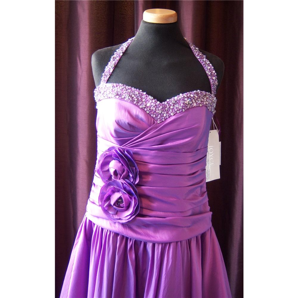 Ronald Joyce Halter neck Bridesmaid dress,size14 | Oxfam GB ...