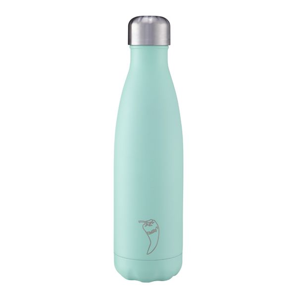 Chilly's Green Pastel Bottle 500ml