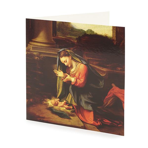 Premium Religious Christmas Cards (12 Pack)