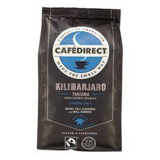 Cafédirect Ground Kilimanjaro Coffee 227g