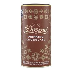 Divine Hot Drinking Chocolate Powder 400g