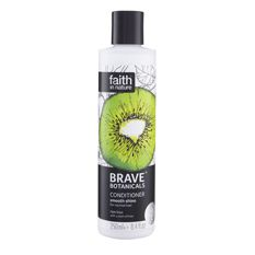 Faith in Nature Kiwi and Lime Brave Botanicals Conditioner 250ml