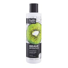Faith in Nature Kiwi Brave Botanicals Shampoo 250ml