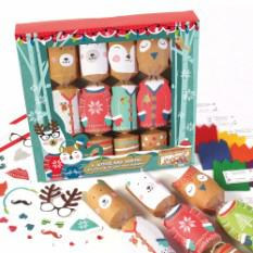 Fill Your Own Christmas Crackers (6 pack)