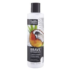Faith In Nature Brave Botanicals Coconut Conditioner 250ml