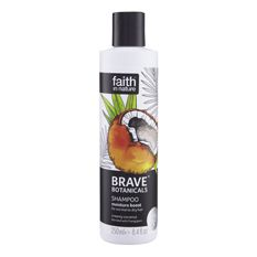 Faith In Nature Brave Botanicals Coconut Shampoo 250ml