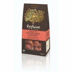 Caramelised Almonds 140g