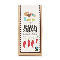 Dark Chocolate Chillis 100g