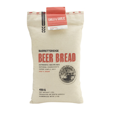 Beer Bread Chilli & Garlic 450g