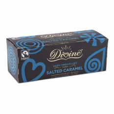 Divine Salted Caramel Thins 200g