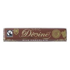 Divine Milk Chocolate: Case of 30 40g Bars