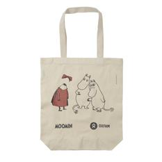 The Moomins Invisible Child Shopping Tote Bag