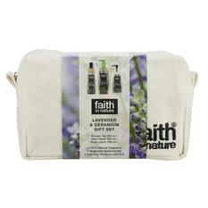 Faith in Nature Lavender Gift Pack
