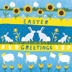 Easter Joy of Spring Cards (5 Pack)