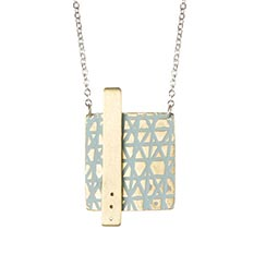 Blue Naty Necklace