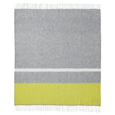 Zesty Wool Throw