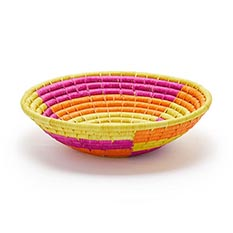 Basket - African Yellow