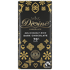 Divine Dark Chocolate 70%