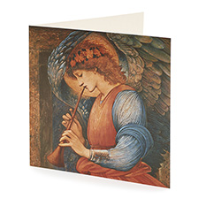 Large Angel Christmas Card (10 Pack)