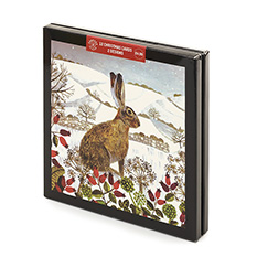 Premium Winter Scene Christmas Cards (12 Pack)