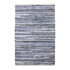 Denim Dhurrie Rug