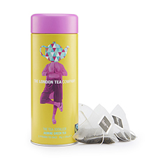 London Tea Company Jasmine Green Tea Gift Tin