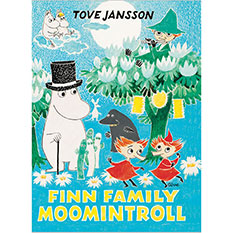 The Moomins Moomintroll Book