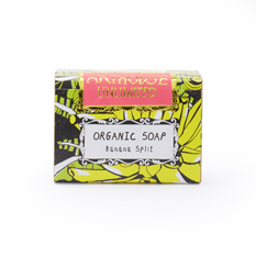 Oxfam Zambia Banana Split Soap