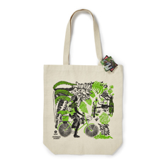 Oxfam Zambia Banana Shopping Bag