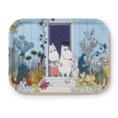 The Moomins Riviera Birchwood Tray