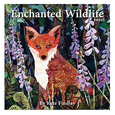 2020 Enchanted Wildlife Calendar
