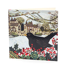 Premium Winter Animals Christmas cards (20 pack)