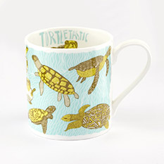 Arthouse Turtle Mug