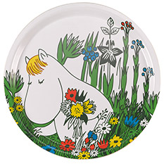 The Moomins Spring Flowers Tray