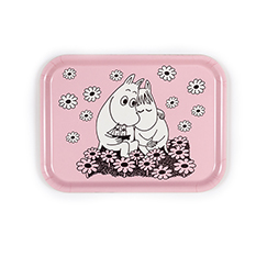 The Moomins Love Tray