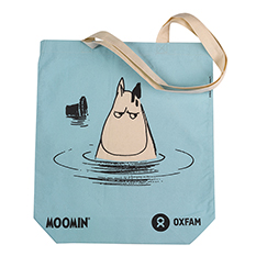 The Moomins NEW Invisible Child Tote