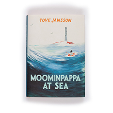 The Moomins Moomin Papa at Sea