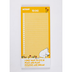 Moomins Magnetic to do list